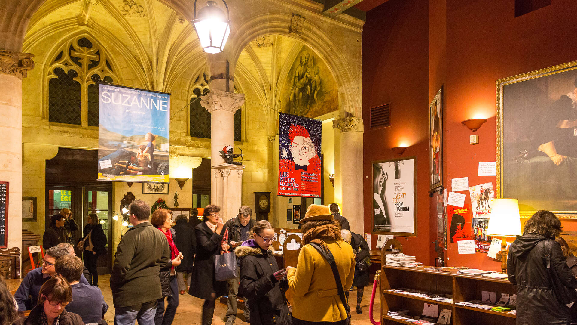 Cinéma Utopia Bordeaux ©Steve Le Clech Photos